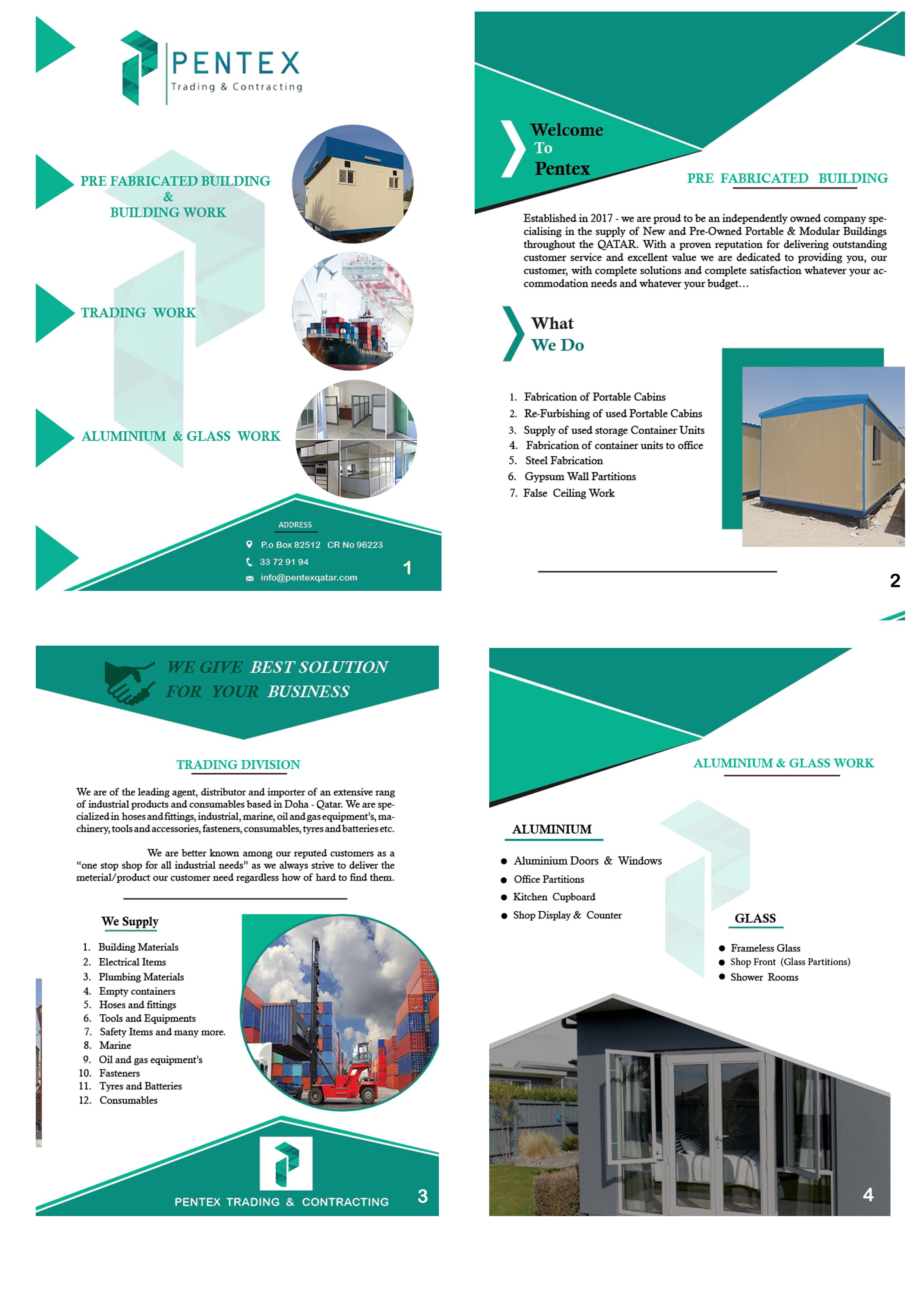 aluminium & glass division